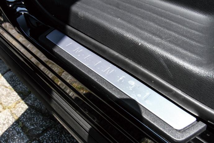 車側踏板使上下車擁有更高的便利度。 版權所有/汽車視界