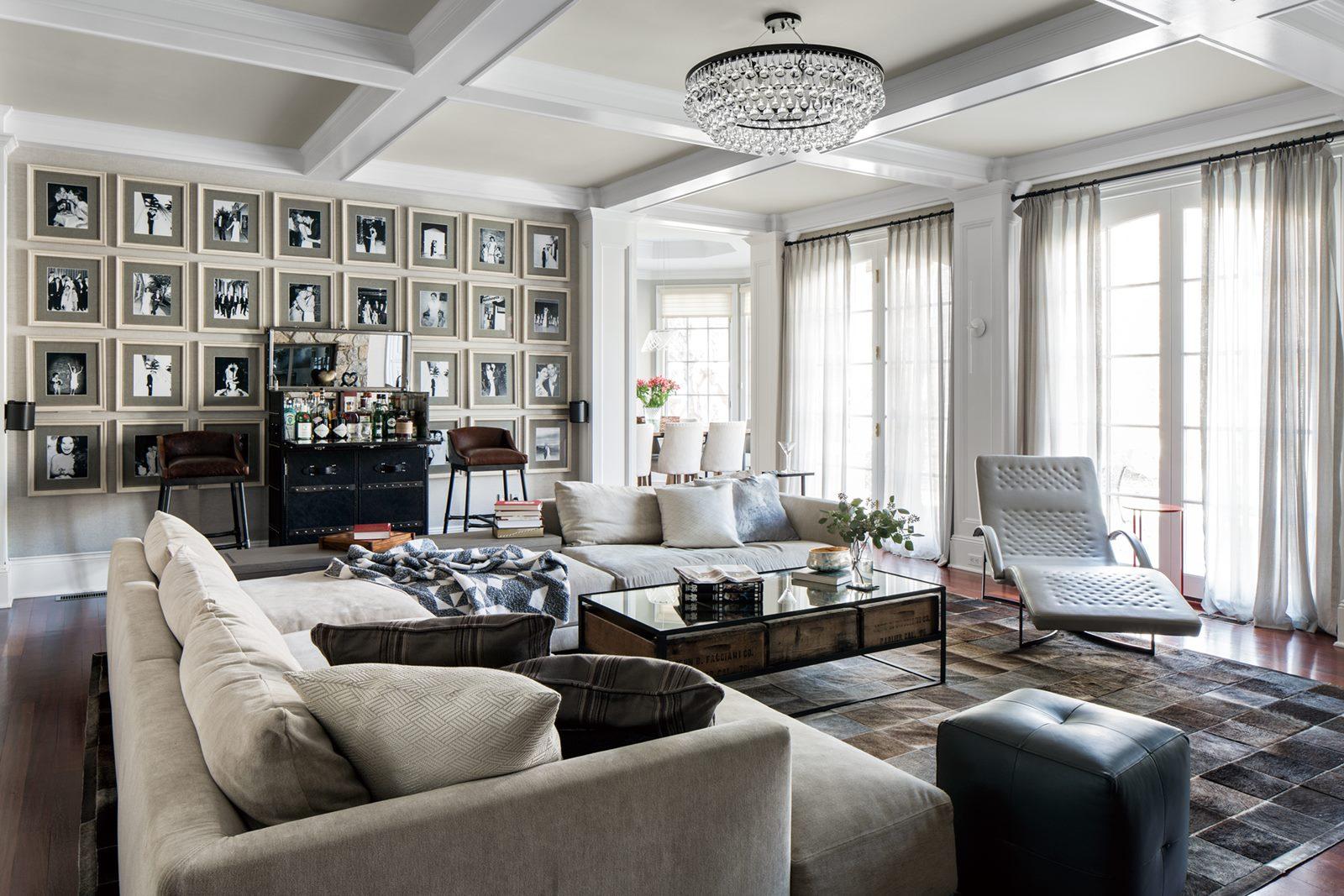 客廳 / 法式優雅