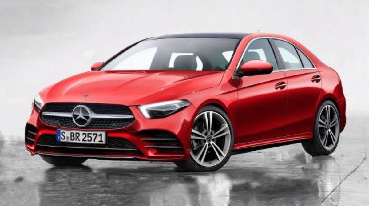 外媒釋出新一代 Mercedes-Benz C-Class 的預想圖。