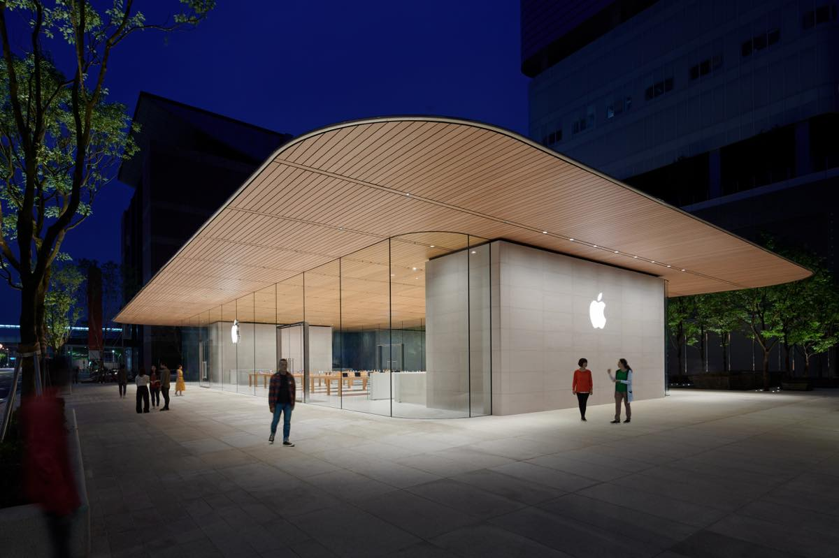 Apple Taipei 信義 A13