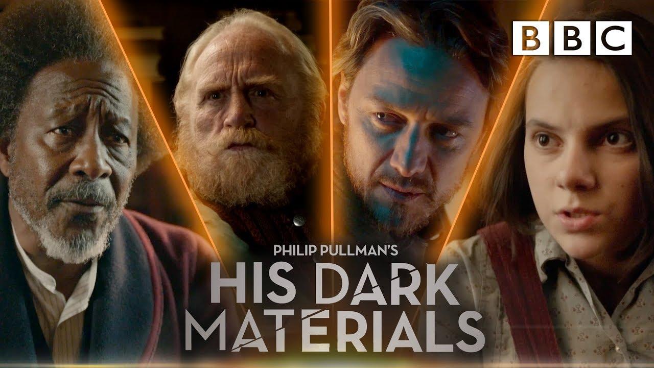 《黑暗元素》海報