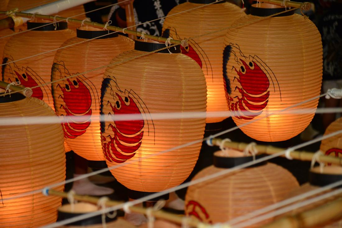 圖片來源:秋田竿燈まつり