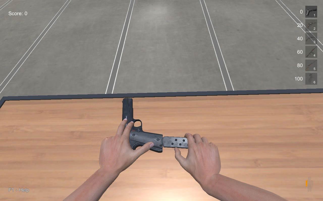 Hand Simulator