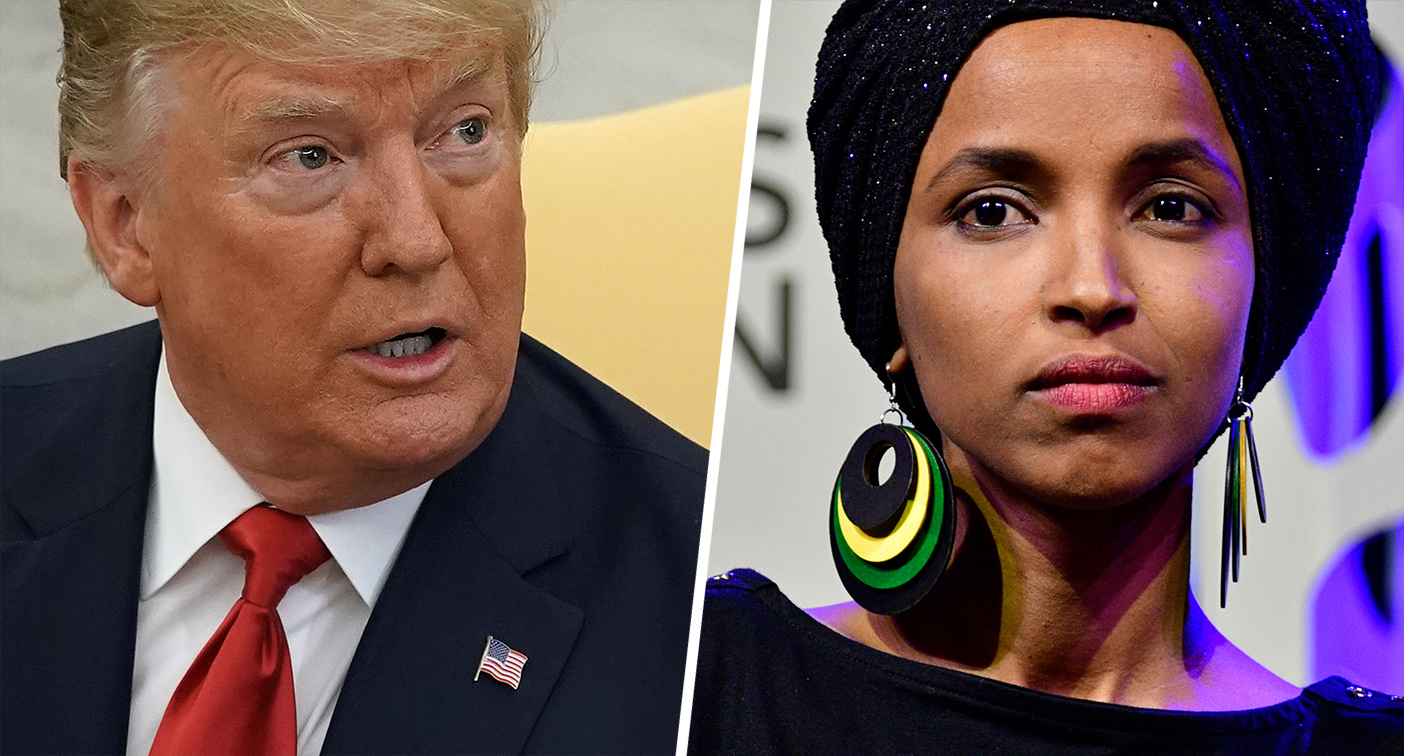 Trump tells progressive freshman congresswomen to go back to their broken and crime infested countries