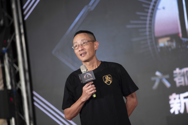 ▲中華電信新北營運處副總經理張本元。(攝影:李昆翰)