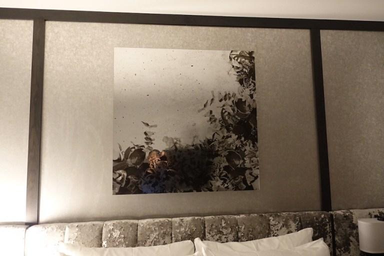 照片列印金屬版,讓房間更有了未來感