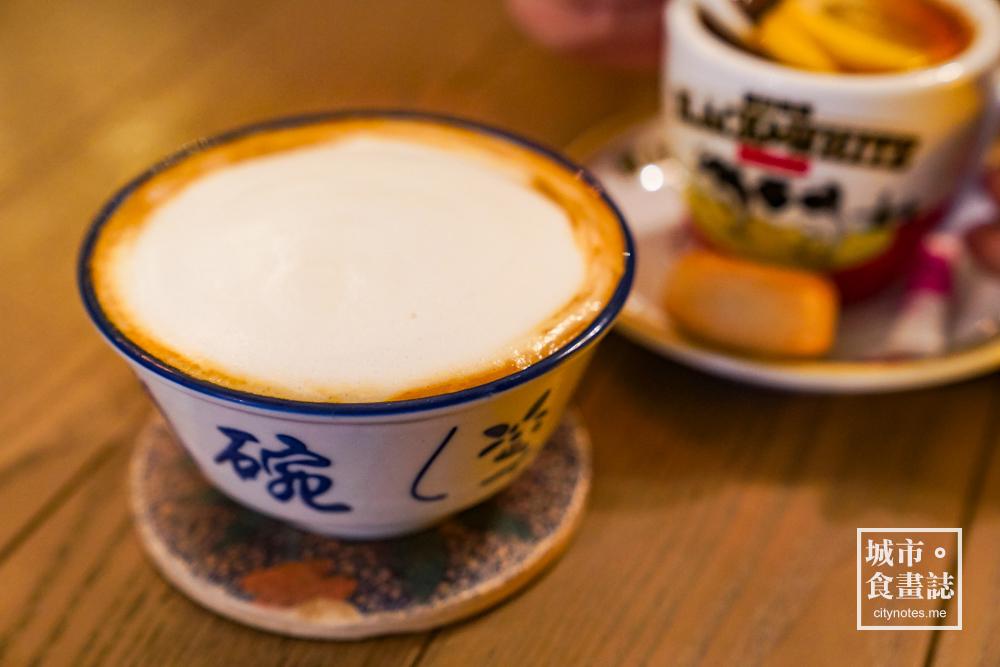 拿鐵咖啡 H/NT$150 Coffee Latte