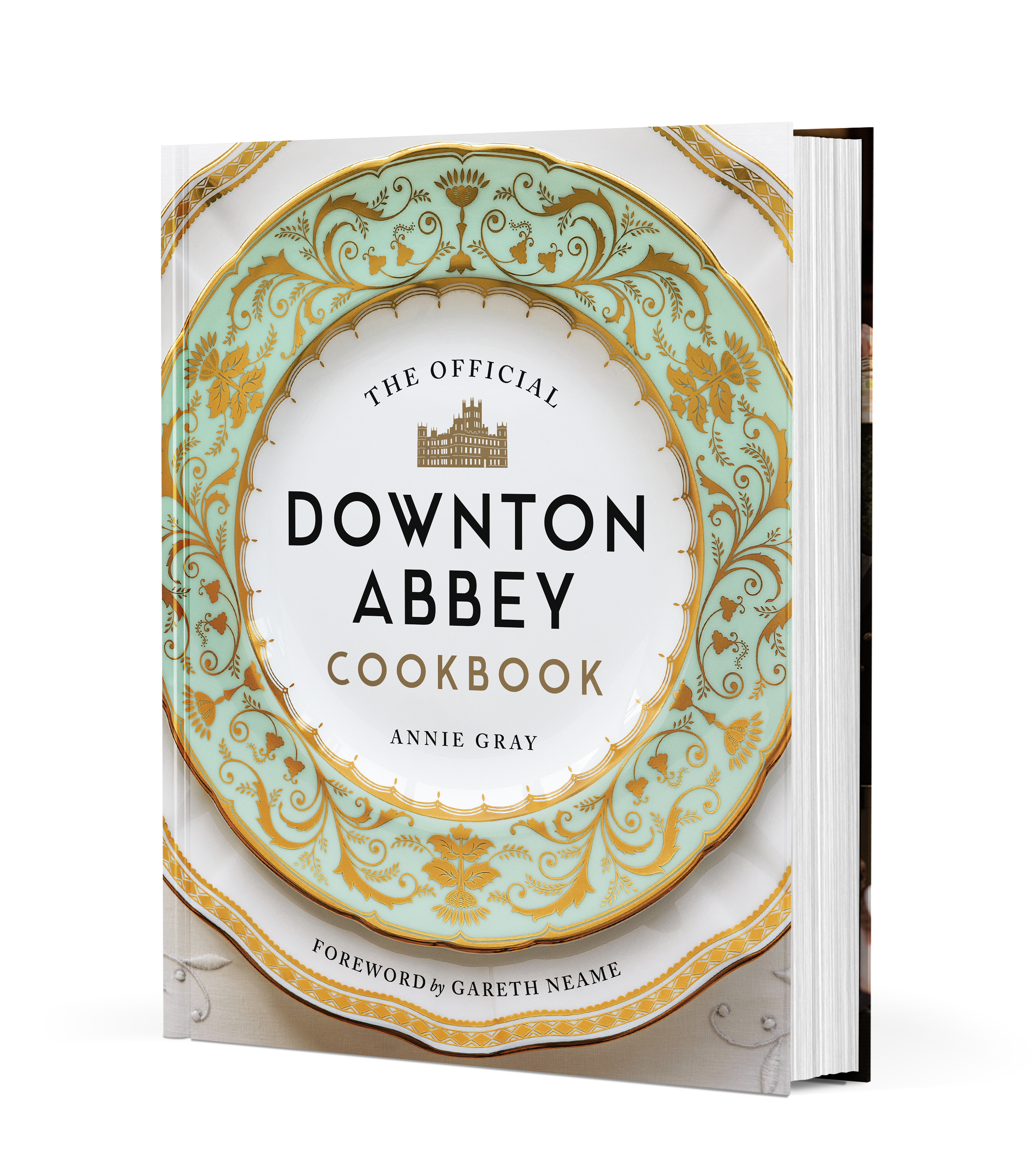 Get an exclusive taste of the official Downton Abbey cookbook with 2 afternoon tea recipes