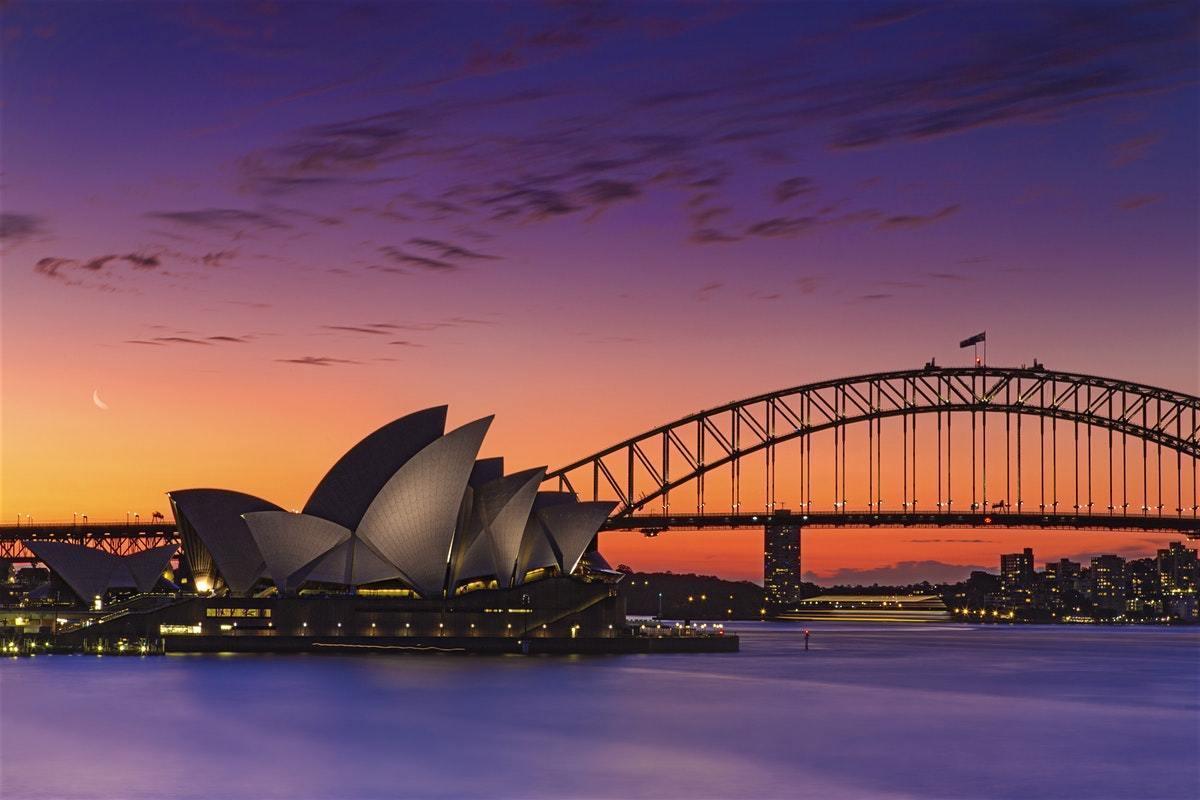前往雪梨旅遊,也可以搭乘Qsuite喔!