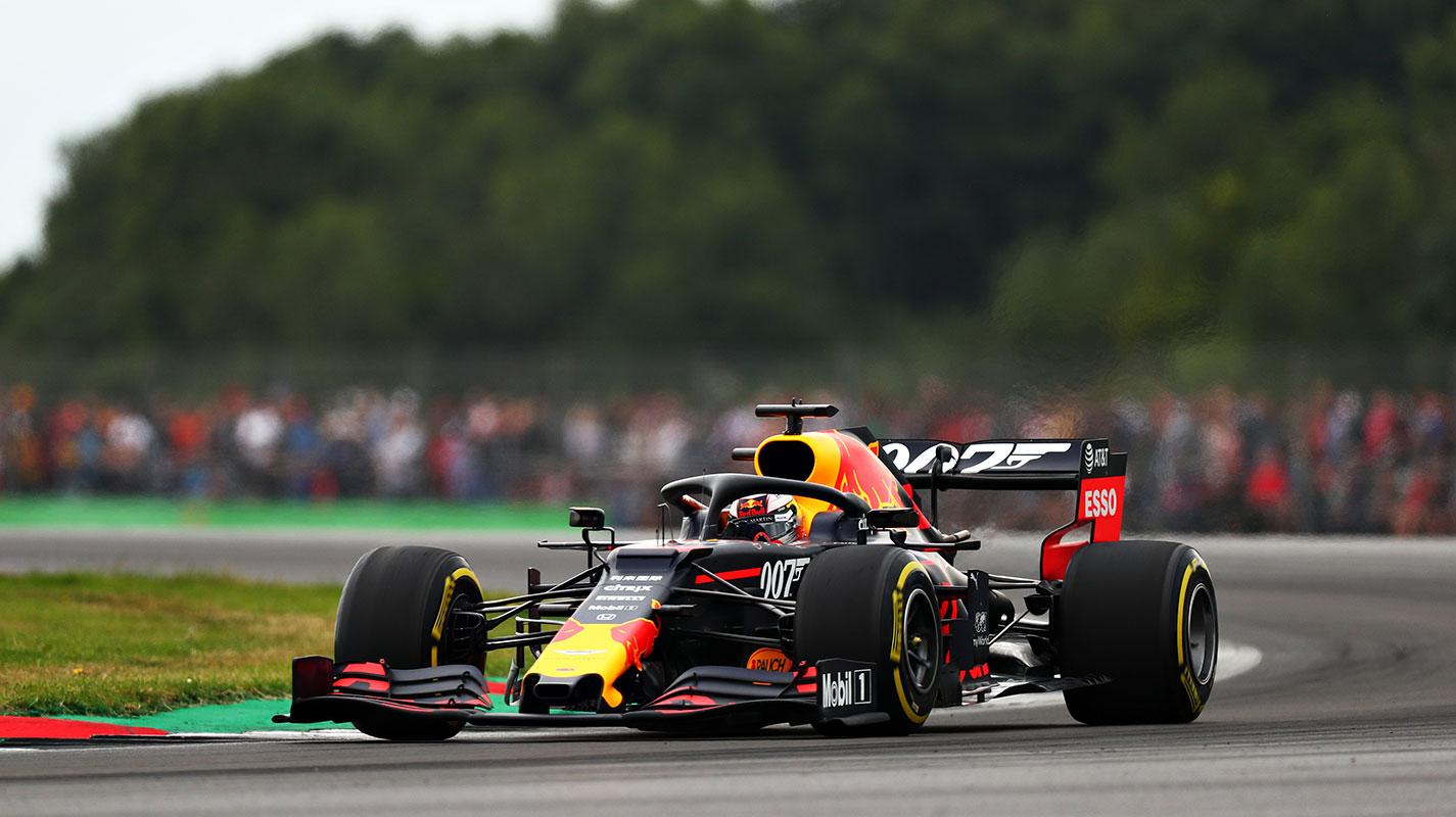 渦輪遲滯問題讓Verstappen錯失竿位