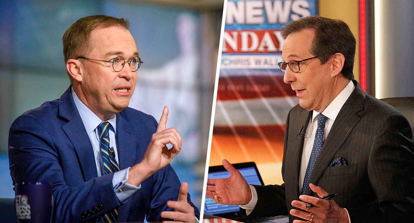 Fox News host presses WH chief of staff over racial stereotyping in Trump tweets