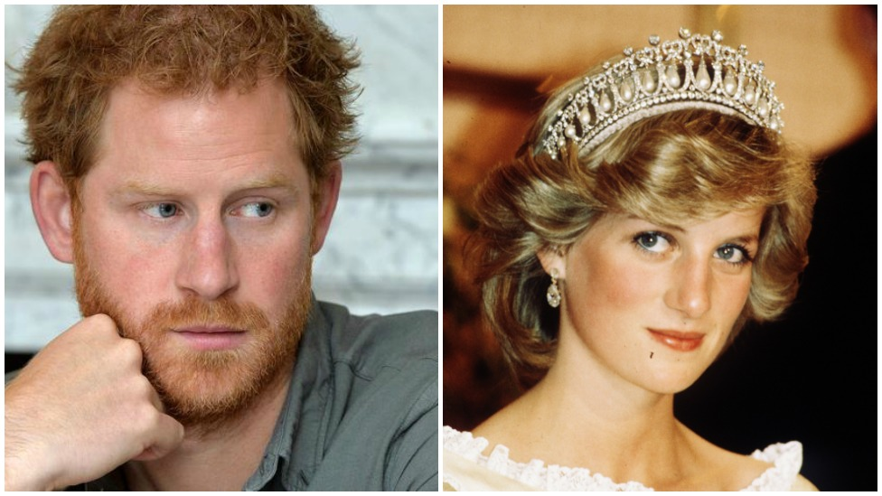Prince Harry is reportedly still affected by the death of his mother Princess Diana in 1997. Photo: Getty Images
