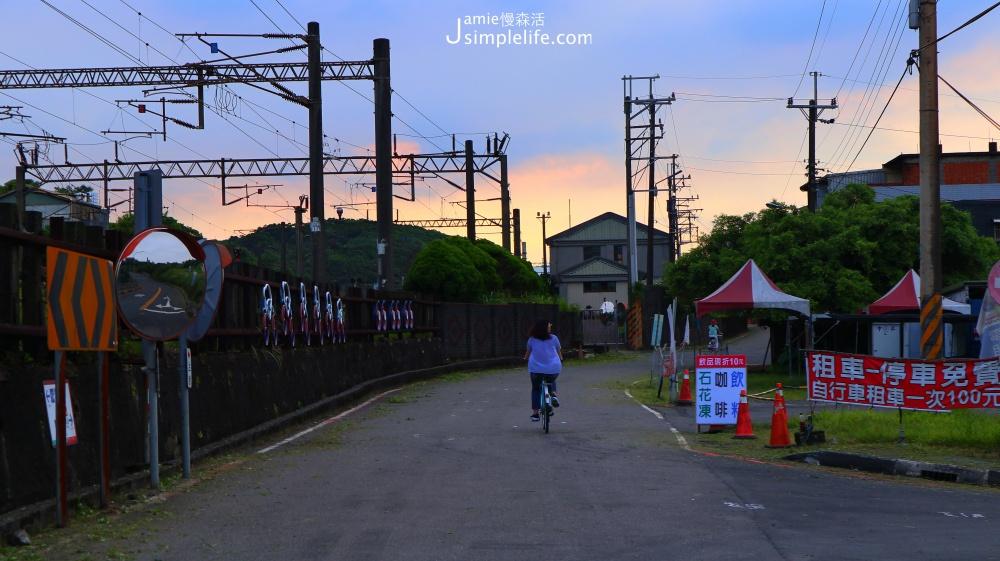 串遊東北角 極點單車慢旅
