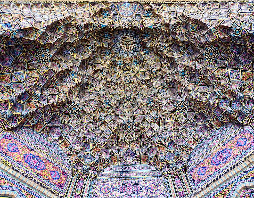 莫克清真寺 (Photo by Emaddolatshah, License: CC BY-SA 4.0, Wikimedia Commons提供)