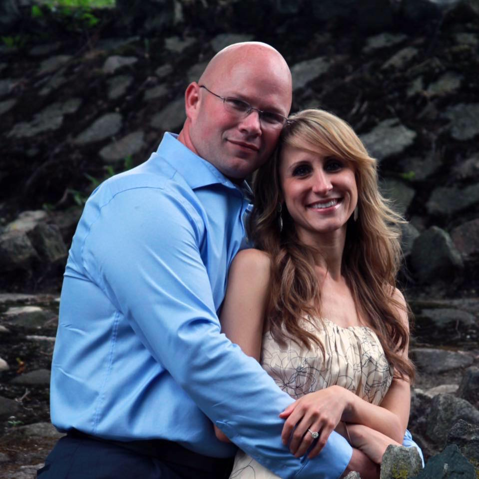 Chloe's parents, Alan Wiegand and Kimberly Schultz Wiegand (Picture: Facebook)