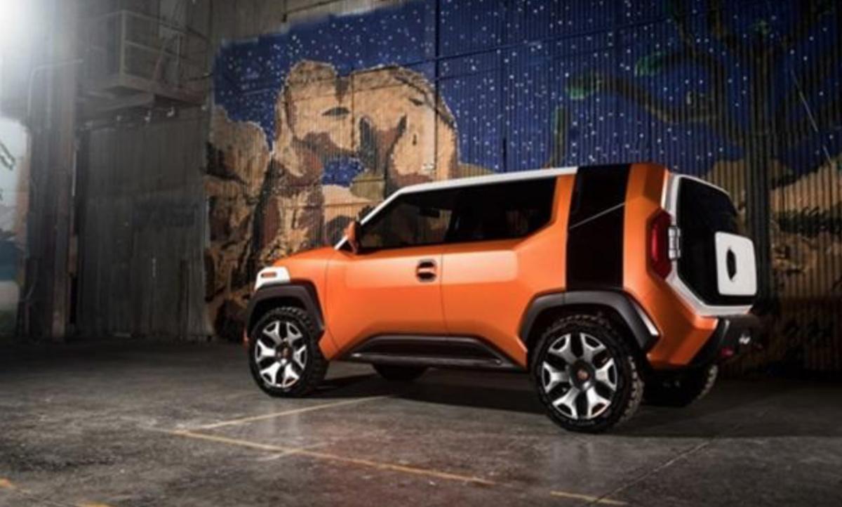 這座新工廠可能就是用來生產 FT-4X Concept 的量產實車。
