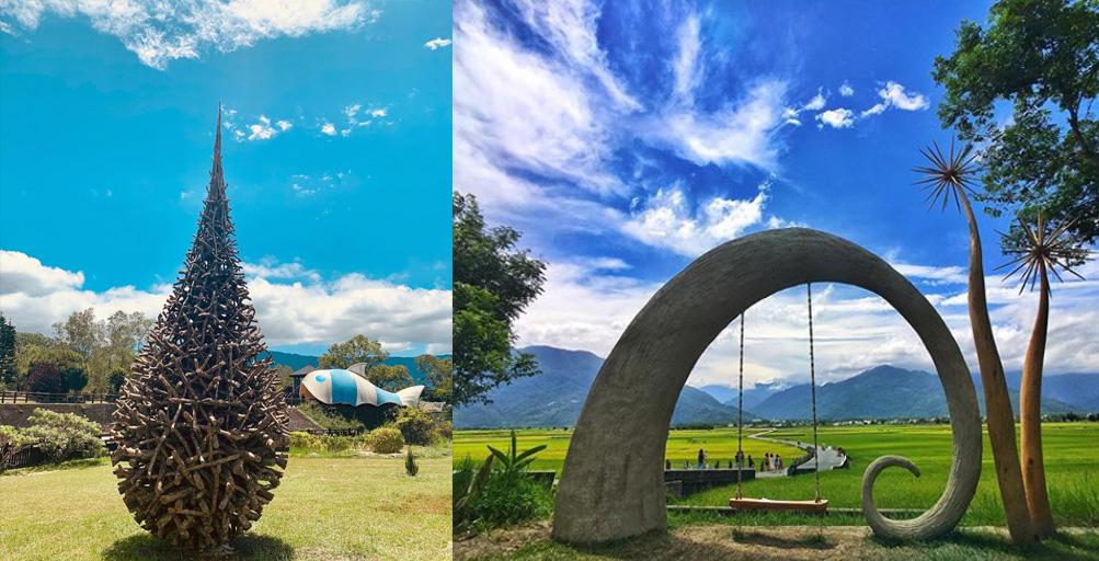 花東縱谷藝術季 6大美拍景點拍好拍滿