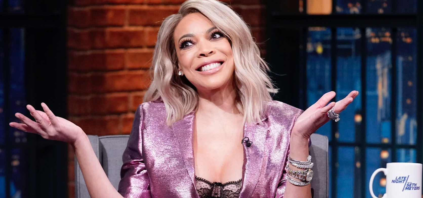 Wendy Williams shades Aubrey ODay for plastic surgery: What did she used to look like?