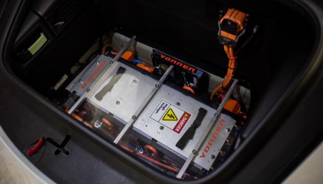 Vonnen's Shadow Drive 911 hybrid