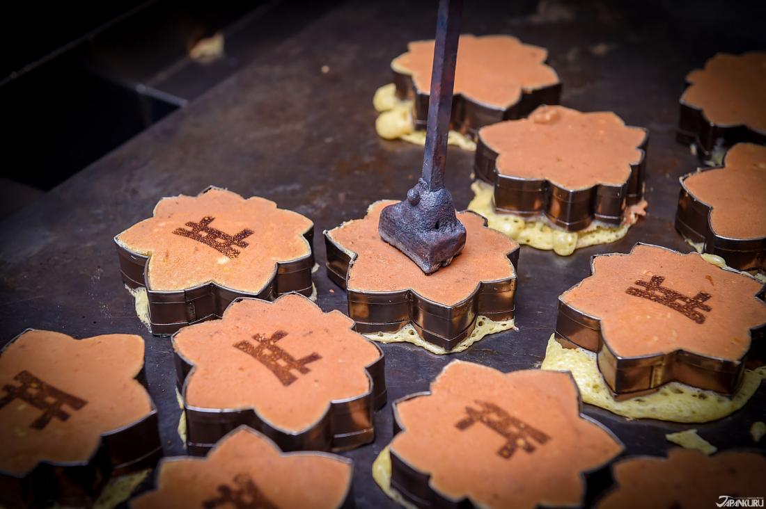 廣島紅葉饅頭