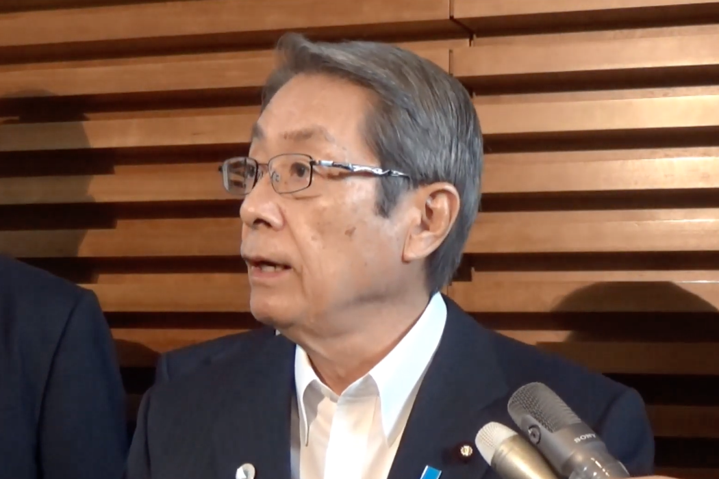 石田総務大臣