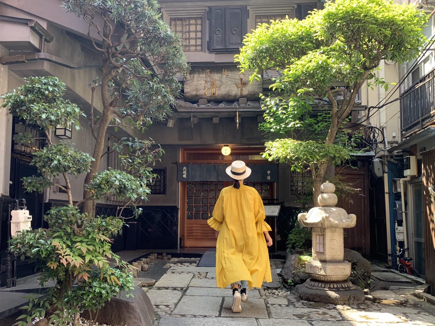 淺草中清是淺草區的天婦羅名店,歷史悠久