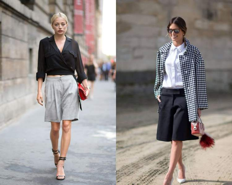 顯瘦穿搭很簡單!不用減肥,「五分褲」是腿粗的救星?