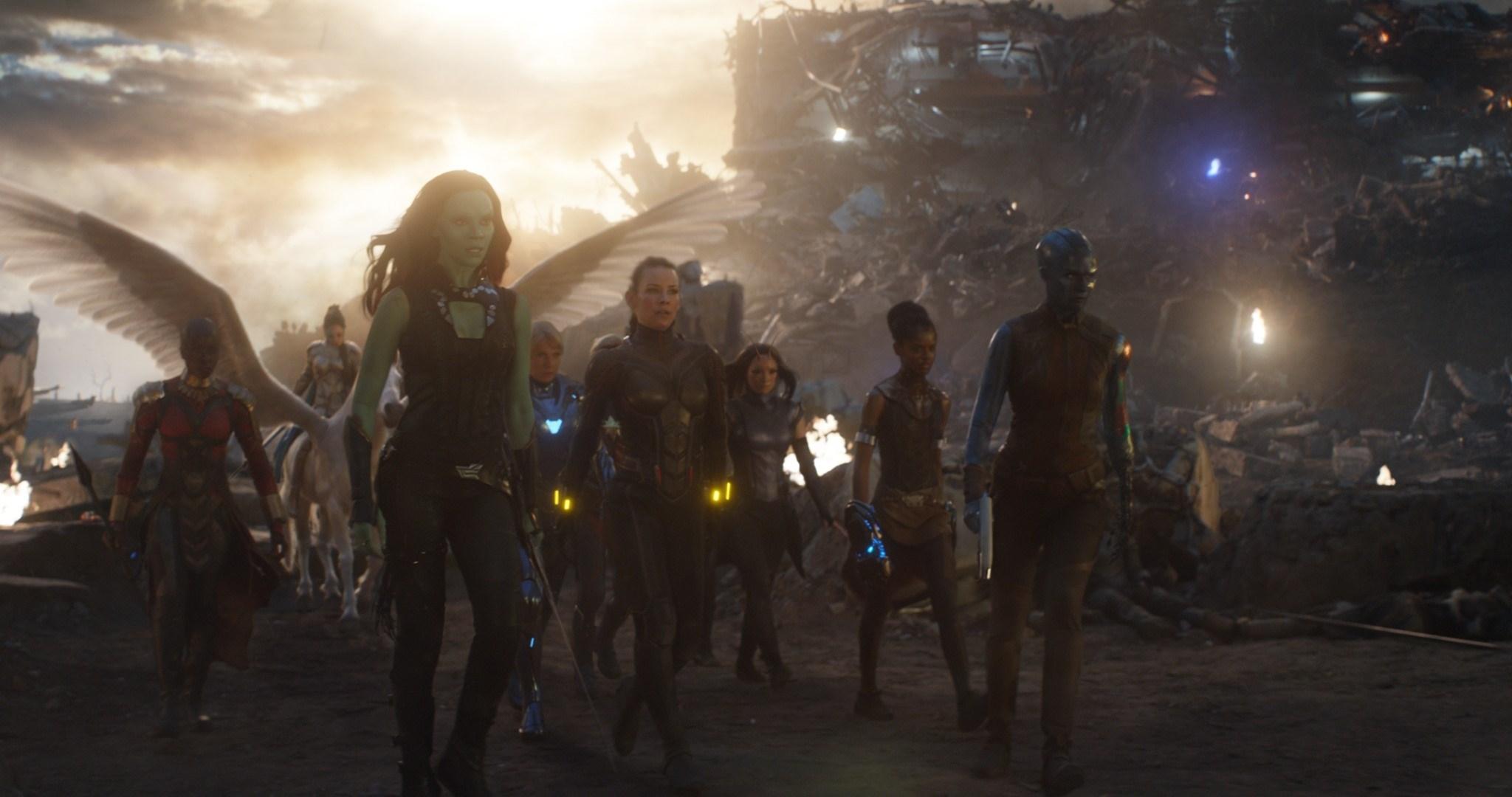 復仇者聯盟:終局之戰
