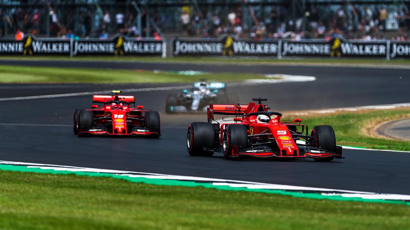 Vettel:賽車給我的感覺就是不對