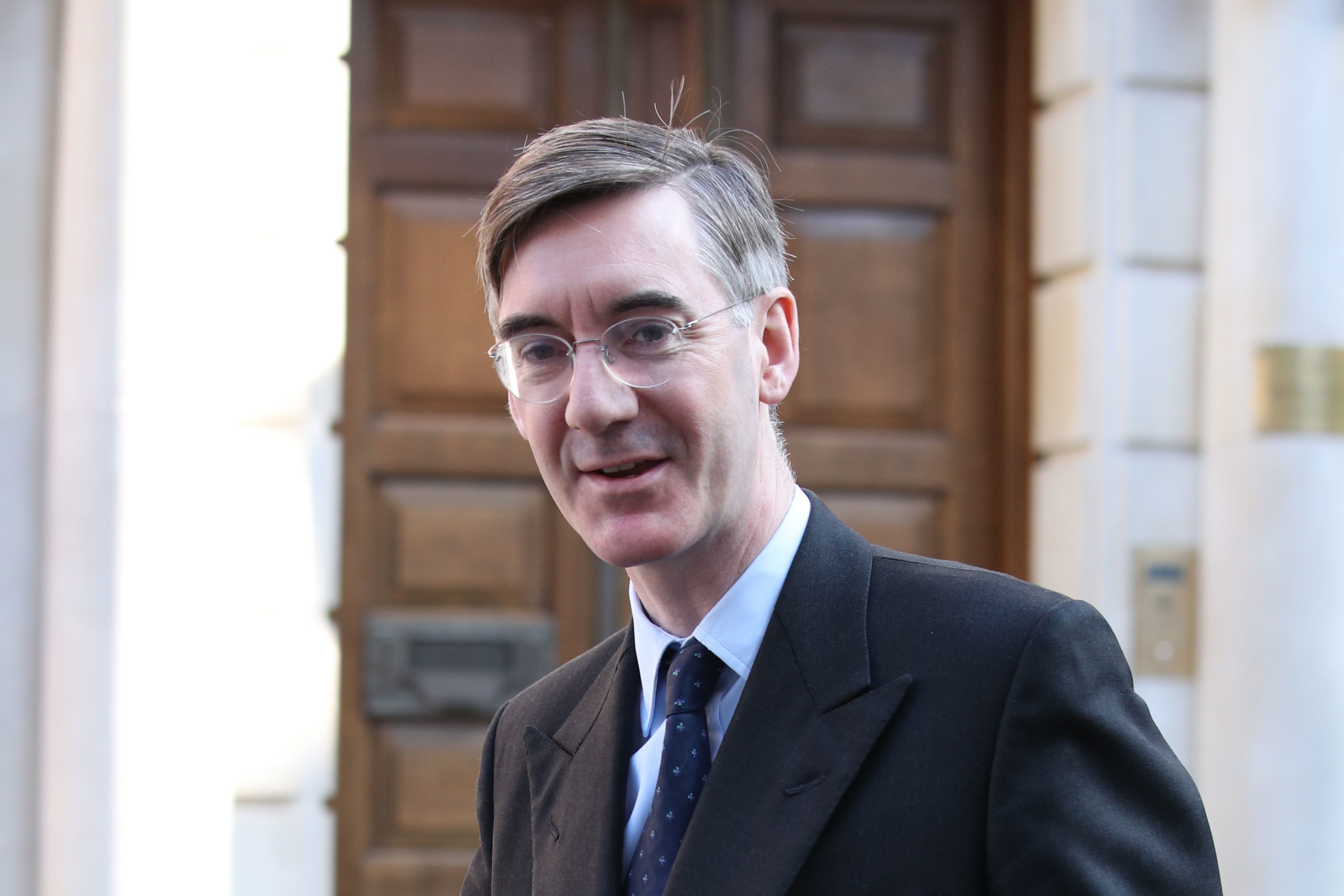File photo dated 11/04/199 of leader of the House of Commons Jacob Rees-Mogg, who has issued a set of rules for staff in his office to follow, including a list of banned words and a requirement to use imperial measurements. PRESS ASSOCIATION Photo. Issue date: Friday July 26, 2019. Mr Rees-Mogg, who was brought into the Government by Boris Johnson on Wednesday, wasted little time in issuing the guidance to staff. See PA story POLITICS Tories ReesMogg . Photo credit should read: Yui Mok/PA Wire