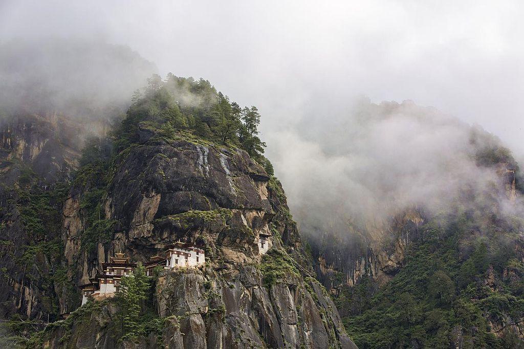 塔克桑寺 (Photo by Christopher Michel, License: CC BY 2.0, 圖片來源www.flickr.com/photos/cmichel67/8026023384)