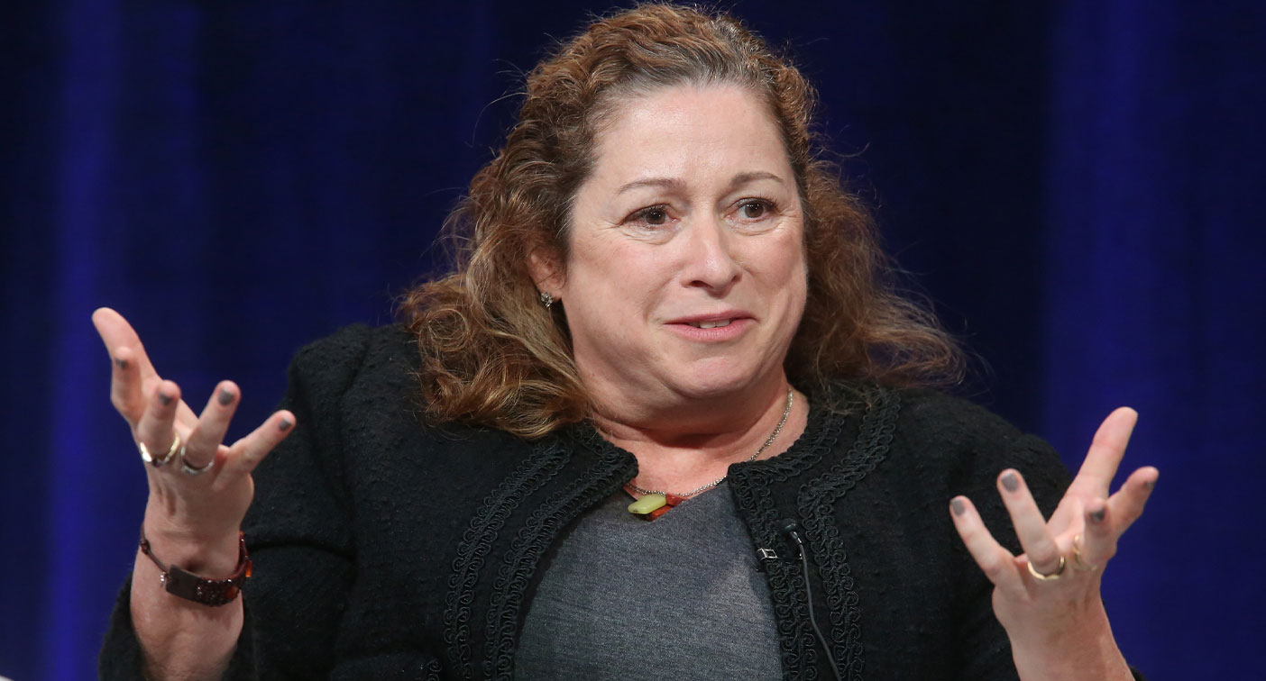 Photo of Abigail Disney who called out Walt Disney Co. CEO Bob Iger for his annual $66 million salary.