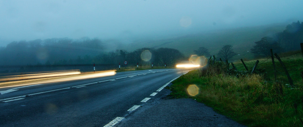 A new report has named the most dangerous roads in the country (Flickr)