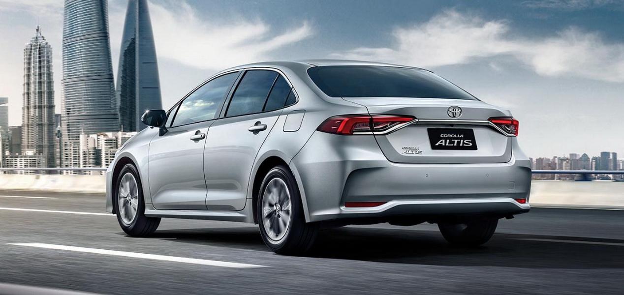 圖 / 本月全月銷售量來到38,239輛,冠軍Corolla Altis銷量一口氣突破3千輛。
