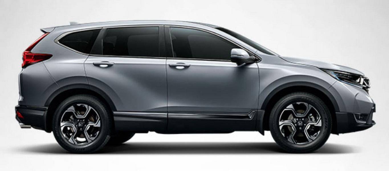 圖 / 休旅車榜單由Honda CR-V 1.5重返王座,以1,713輛成績搶下第1名,比上個月多賣出387輛。