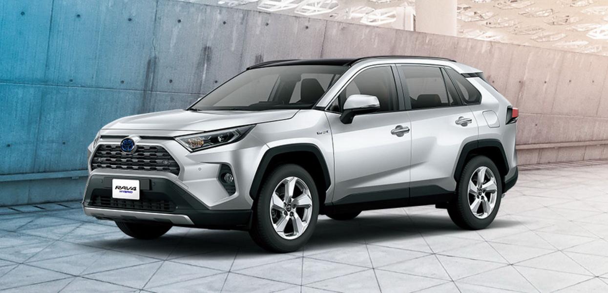 圖 / 進口休旅車榜單還是Toyota RAV4一支獨秀,總共賣出以2,061輛,領先第2名的Mazda CX-5足足有1,573輛。