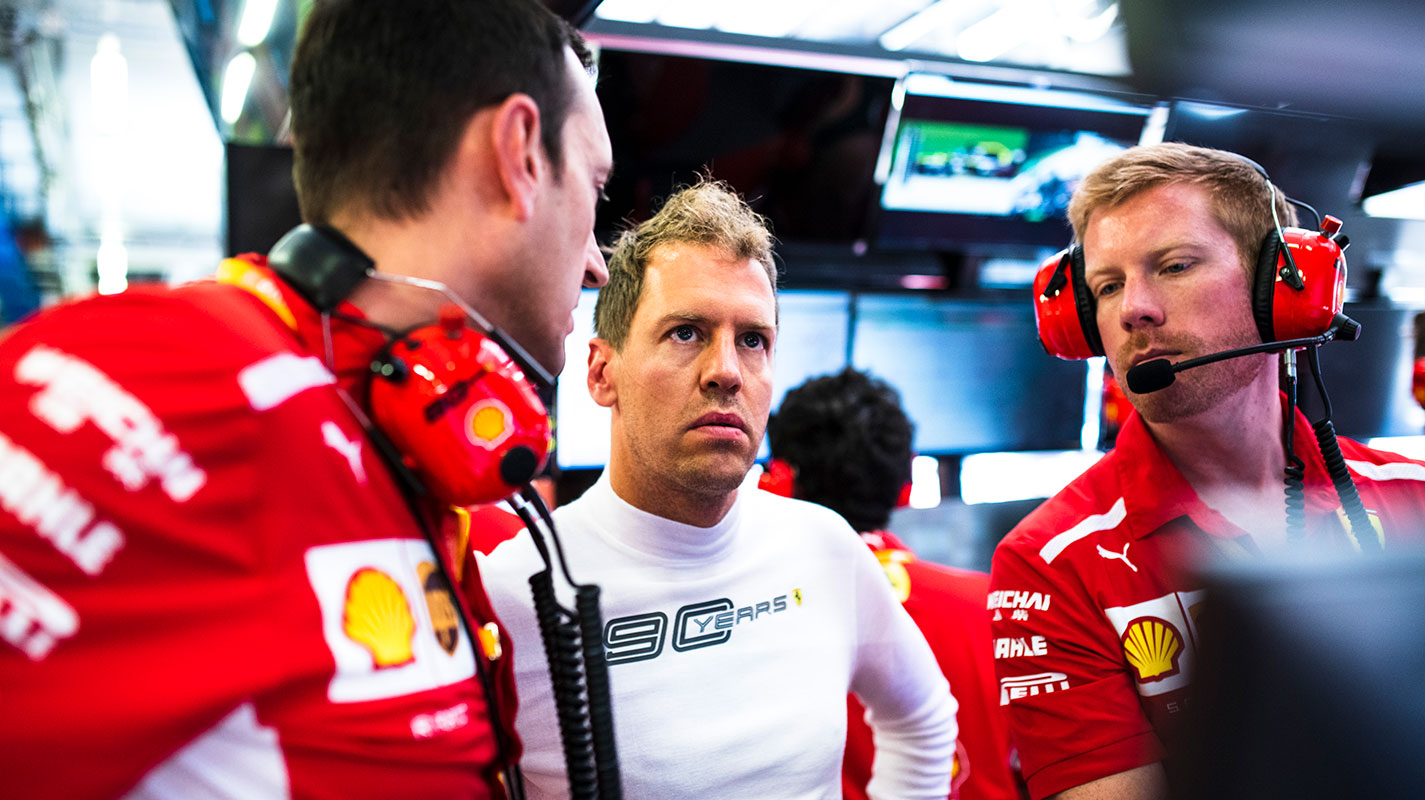 Vettel:困惑之後Ferrari更清楚該怎麼開發