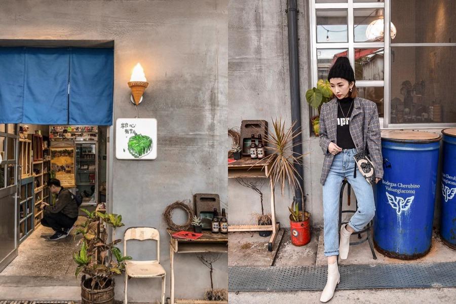 神農青舍結合餐酒館、市集、背包客棧等特色元素,重塑老屋創造新可能。