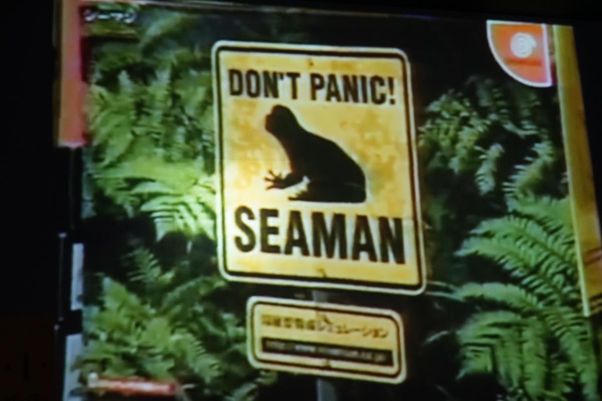 Seaman×BOCCO
