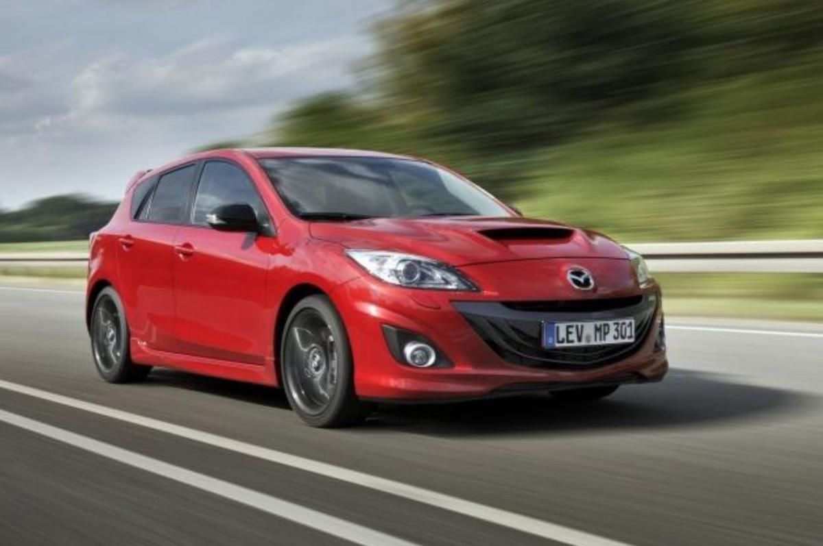 第二代 Mazda 3 的 MPS 性能車型,是許多熱血車迷心中的經典。