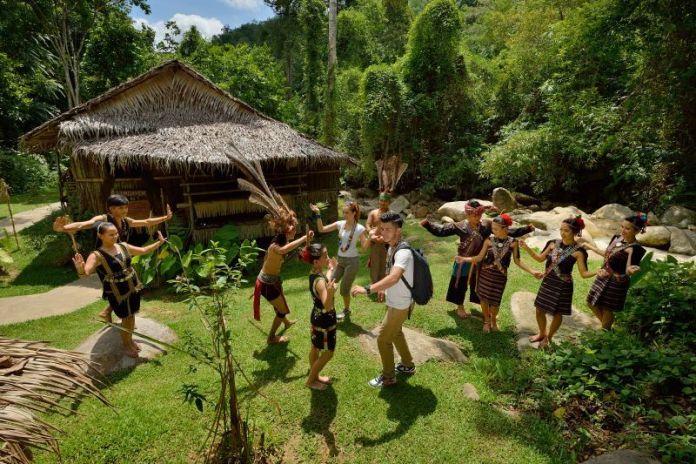 ▲馬來西亞景點-沙巴馬里馬里文化村(圖/Tourism Malaysia)