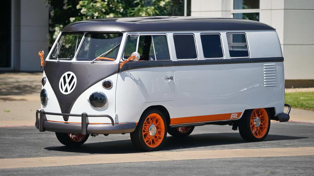 圖 / Volkswagen Type 2史上最經典廂型車將推出電動車版本?
