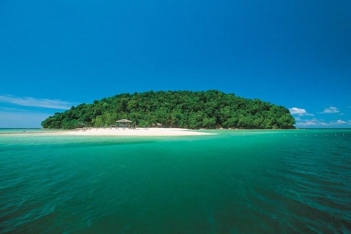 ▲馬來西亞景點-沙巴東姑阿都拉曼海島公園。(圖/Tripbaa趣吧!亞洲自由行專家)
