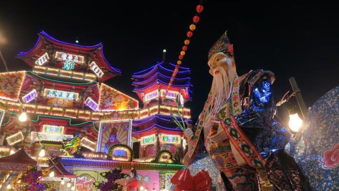 ▲農曆七月限定玩法-基隆中元祭入門行旅。(圖/Tripbaa趣吧!亞洲自由行專家)