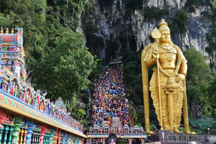 ▲馬來西亞景點-吉隆坡黑風洞。(圖/Tourism Malaysia)