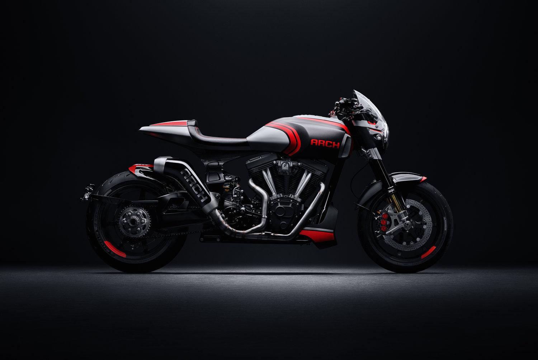 2019 Arch Motorcycle 1S(圖片由原廠提供)