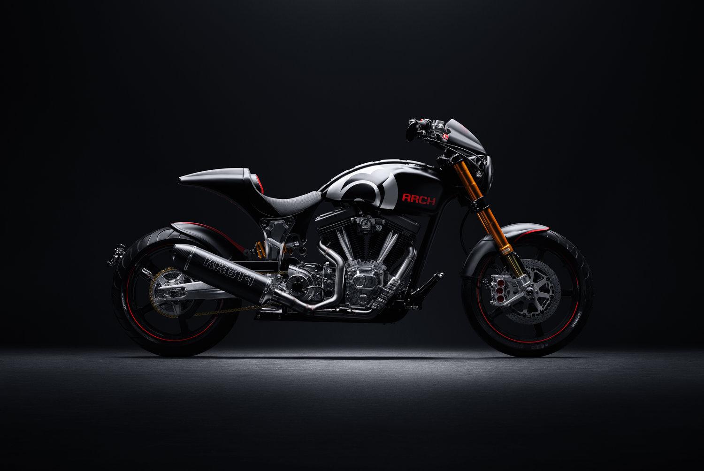2019 Arch Motorcycle KRGT-1(圖片由原廠提供)