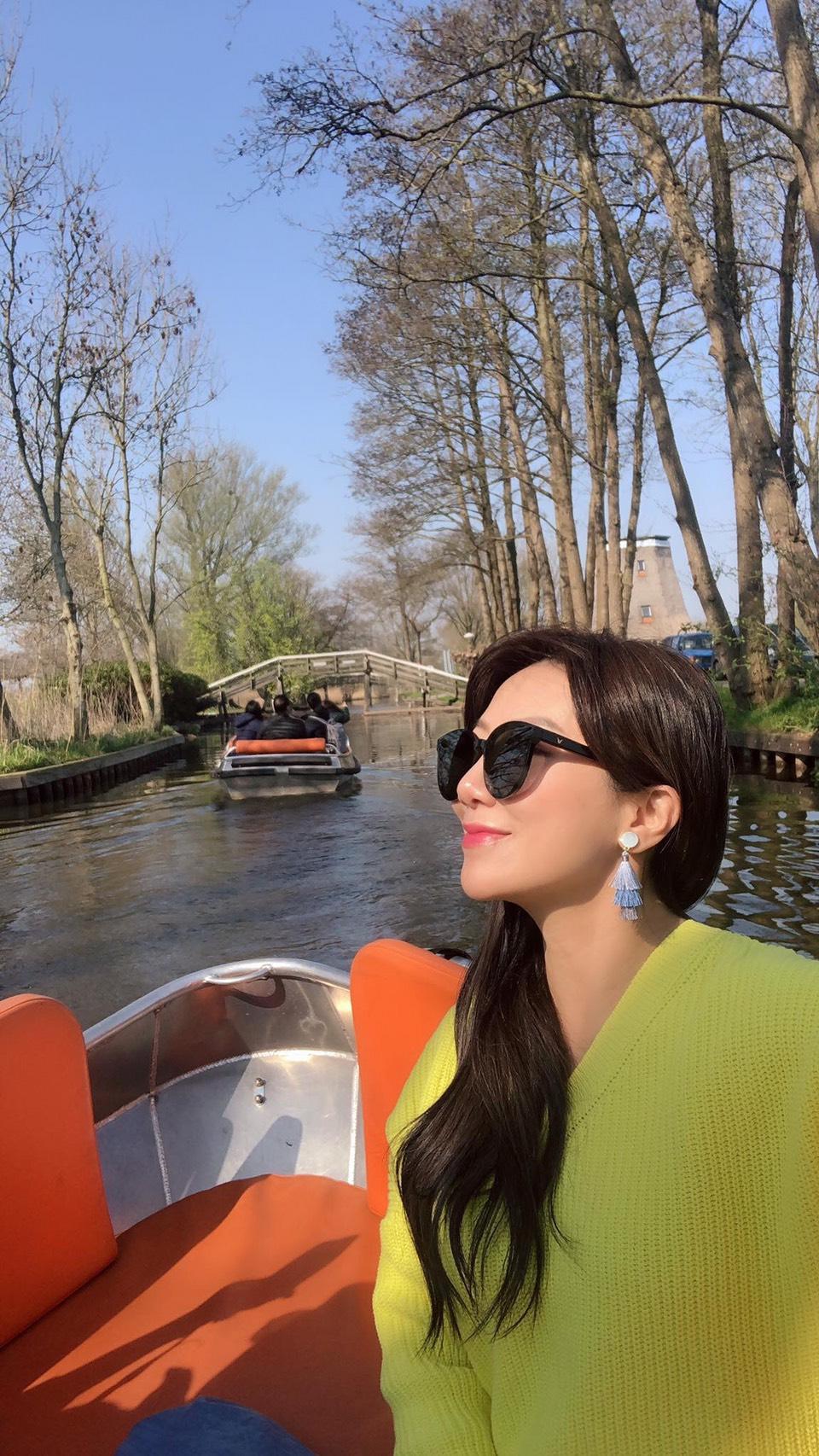 ▲這次旅行去了安特衛普、阿姆斯特丹,兩座不同城市,帶給佩甄截然不同的感受。
