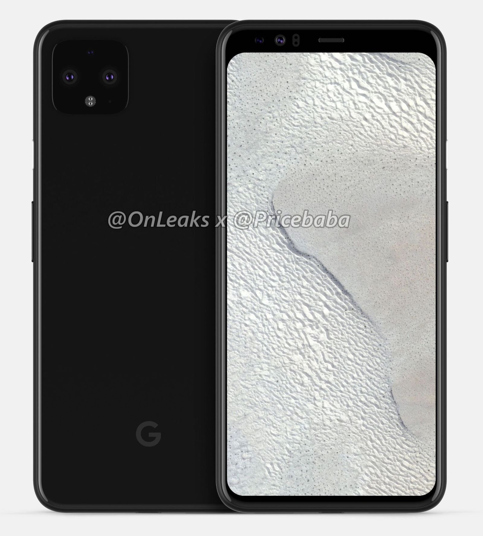 Pixel 4 XL Render