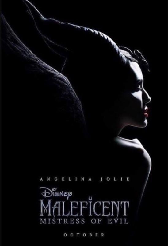 由安潔莉納裘莉主演的《黑魔女2》預計在今年10月上映。(截自Maleficent IG)